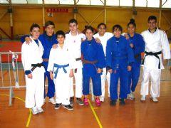 IV Campeonato Internacional de Judo-Copa de España Cadete-Burgos