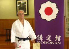 25 años en Kodokan