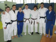 Campeonato Autonomico Junior 2015