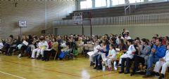 40 FESTIVAL DE JUDO Y ENTREGA DE DIPLOMAS
