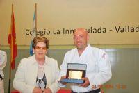 Miguel Bravo, premio a la veteranía