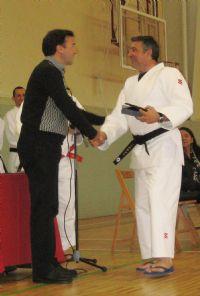 Fernándo Méndez, Premio a la Veteranía