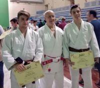 Examenes de Cinturón Negro de Judo 2019